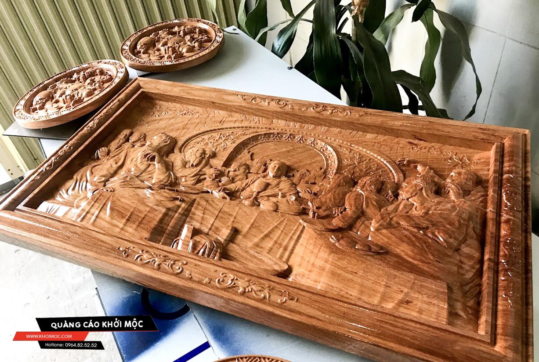 tranh gỗ 3D